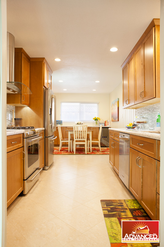 Kitchen Remodel - San Jose, CA - Advanced Home Improvement