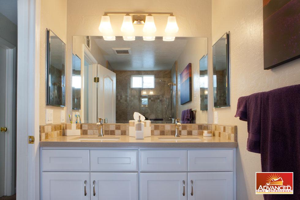Hallway Bath Design U2013 Los Gatos, CA