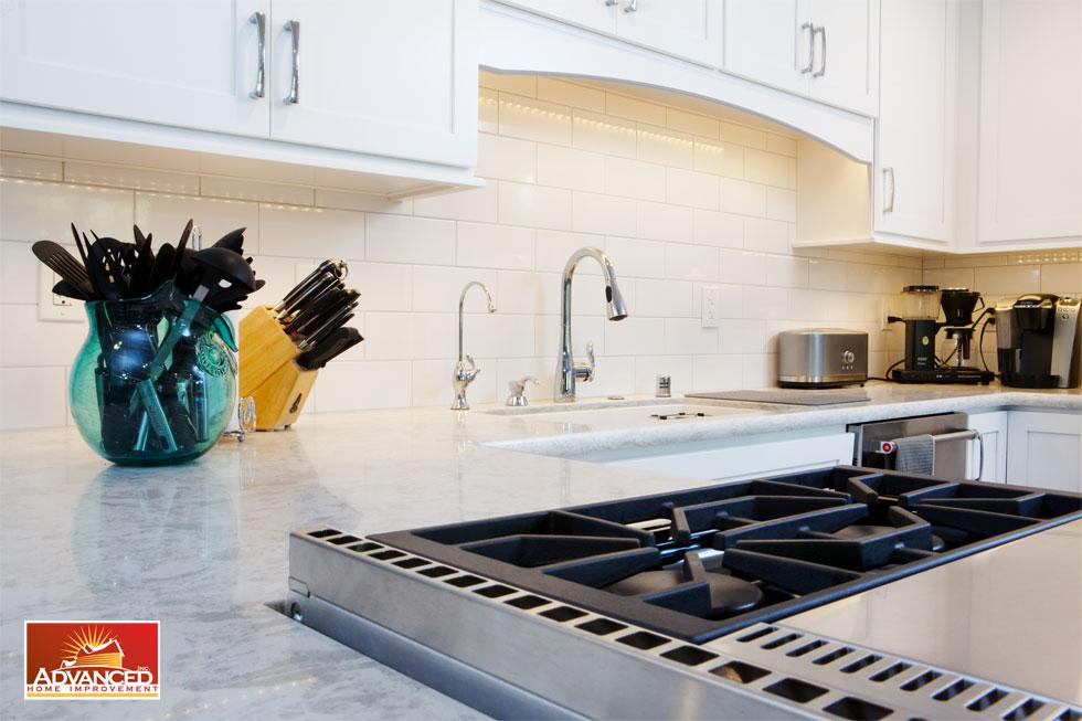 Clean Kitchen Design Video San Jose Ca Advanced Home Improvement