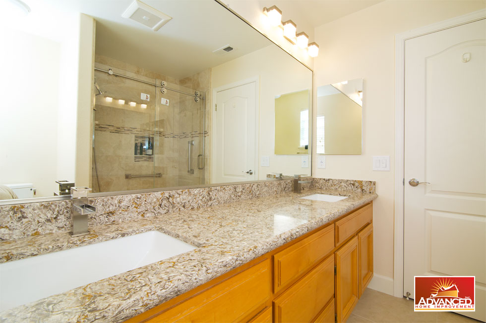 Hallway Bath Design