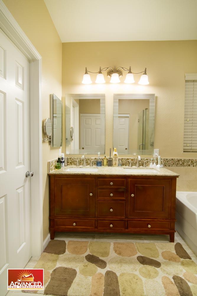 . Master Bathroom Remodel   San Jose  CA   Advanced Home Improvement