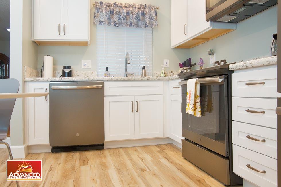 Kitchen Remodel San Jose Ca Advanced Home Improvement