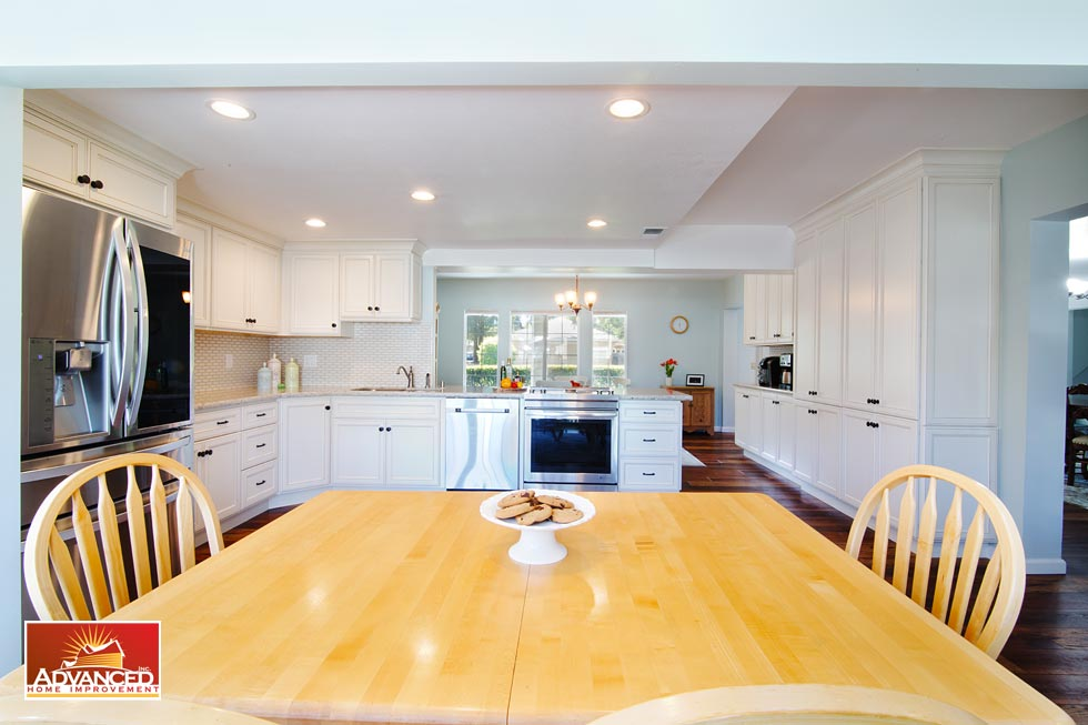 Elegant Kitchen And Flooring Remodeling Los Altos Ca