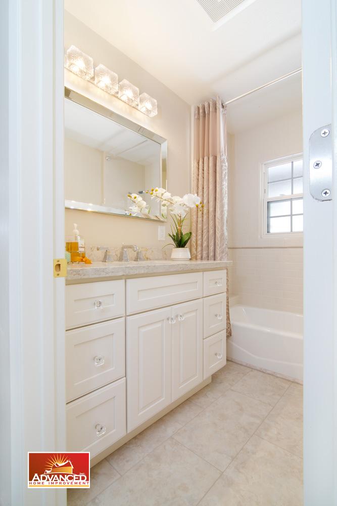 Master & Hallway Bathroom Remodeling - San Jose, CA ...